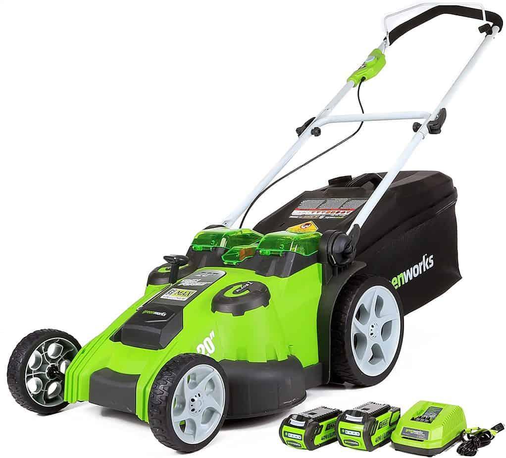 Greenworks 40V 20-Inch